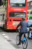 London bicycle sharing scheme