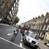 Systém pro sdílení londýnské kolo