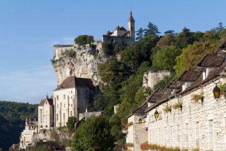 Medieval village of Rocamadour