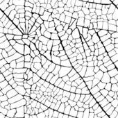 Vector leaf veins seamless texture