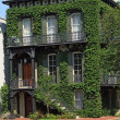 Постер, плакат: Historic home in Savannah