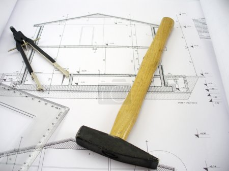 Hammer on house plans