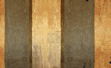 Photo for Lovely set of banners with earthy textures. useful design elements - Royalty Free Image