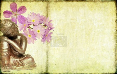 Foto de Fondo de Buda - Imagen libre de derechos
