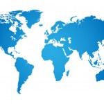 World Map Illustration...
