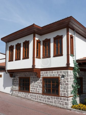 Traditional Turkish House