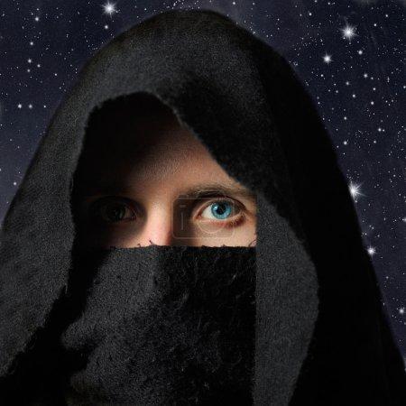 Assassin in darkness
