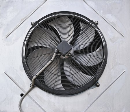 Industrial fan