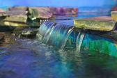 Dekorativní vodopád