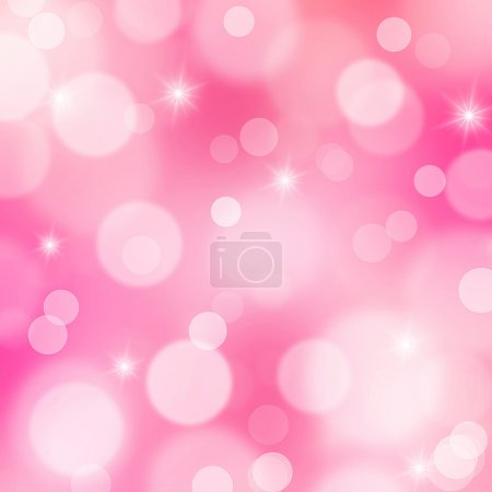 Beautiful abstract pink background