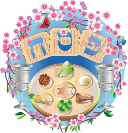 Passover is a Jewish holiday and festival...