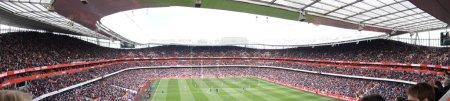 Photo pour Arsenal v dessiner de chelsea 0-0 match de soccer/football disputé sur 21 avril 2012, emirates stadium, Londres, Angleterre - image libre de droit