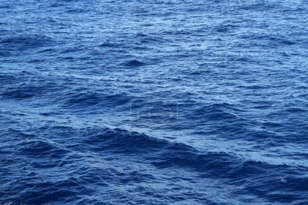 Photo for Ocean waves in the middle of the Atlantic Ocean - Royalty Free Image