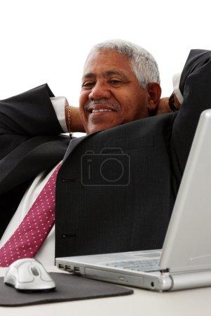 Minority Businessman