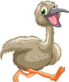 Emu cartoon
