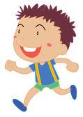Cute child illustration
