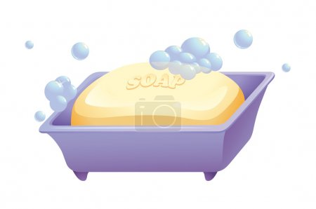 soap and case