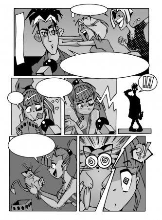 Manga page 1