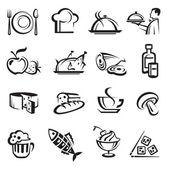 """Постер, картина, фотообои """"продовольственные символы"""""""
