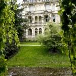 A gorgeous mansion in Baden Baden....