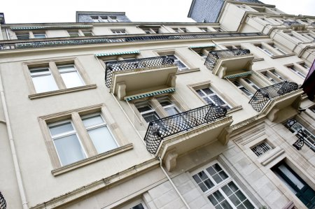 European balconies