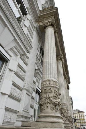 Greek Column Vienna