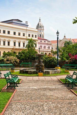 Panama City, Casco Veijo