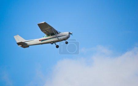 Single Prop Airplane
