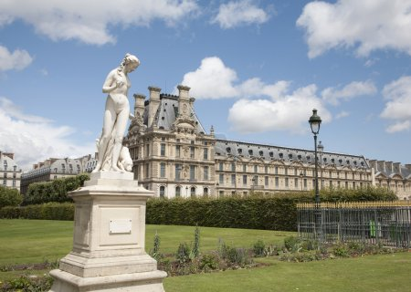 Photo for Paris - Venus Statue from Tuileries garden - Royalty Free Image