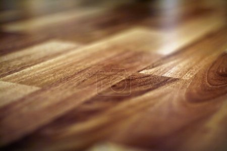 Photo for Background of parquet texture with sharp focus - Royalty Free Image