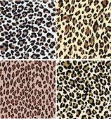 Seamless fashion animal skin textile