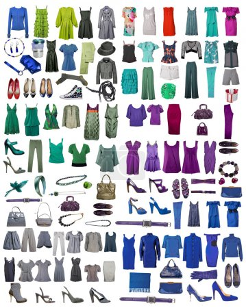 Photo for Clothes collection - Royalty Free Image