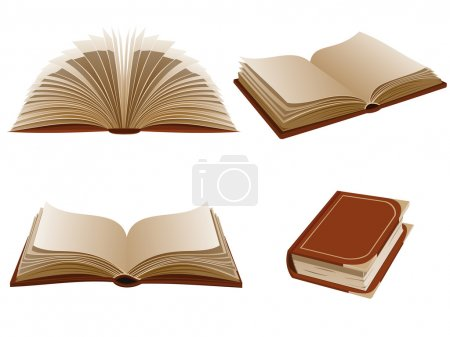 Illustration for Books - Royalty Free Image