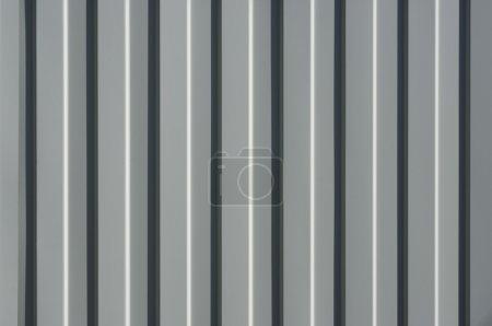 Photo pour Rayures verticales noires et blanches bâches - image libre de droit