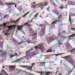 Money background (500 euro version)...