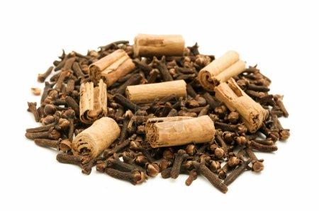 Cloves and Cinnamon