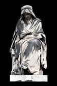 Allegorical sculpture (Meditation)