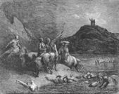 Nessus and the centaurs