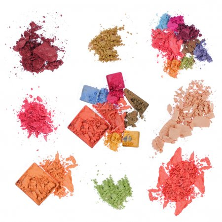 Group of make-up products