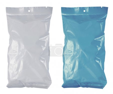 Snack chips plastic pack
