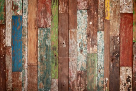 Photo for Abstract painting vintage background on canvas - Royalty Free Image