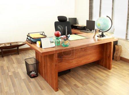 Photo pour Bureau moderne design d'intérieur - image libre de droit
