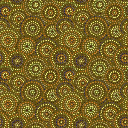 Illustration for Seamless pattern. - Royalty Free Image