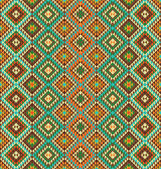 Ethnic pattern background