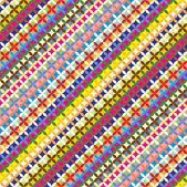 Colorfull geometric pattern
