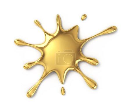 Mancha de oro