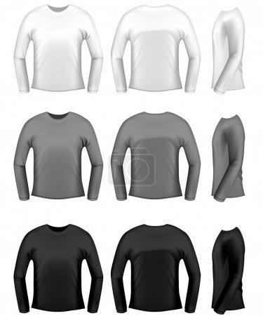 Realistic Men's Sweater - Sweatshirt, Hoodie or Jacket