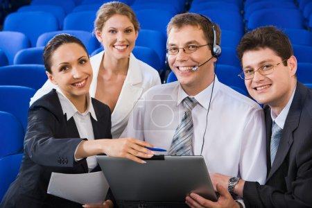 Positive business education