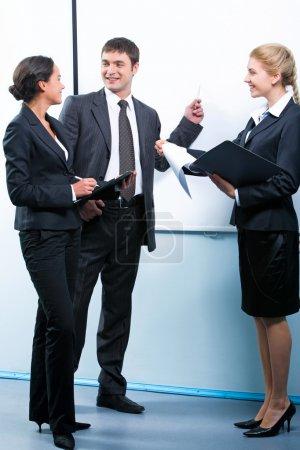 Explaining business-plan